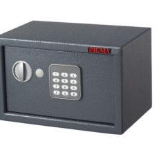 Seif cu inchidere electronica, pot fi programate orice combinatii de 3 pana la 8 numere