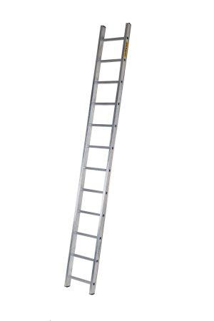 Scara simpla aluminiu 1×14 trepte , lungime max 3.71 m