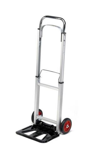 Carucior marfa pliabil 90 kg, aluminiu, transport marfa