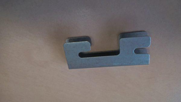 Raft DUBLU metalic 5 polite MDF 180x180x45cm, 275 kg/polita, montaj fara surub prin clipsare, fabricat in UE, KOV