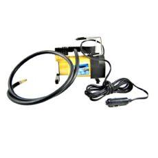 Compresor auto metalic profi 12V, 30 L/min, 150 PSI + 3 adaptoare: masina, bicicleta, mingii