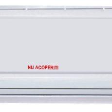 Aeroterma de perete Ceramica LE-3003R, 2000W, Telecomanda, 2 trepte 1000W/2000W, Timer, Functie oscilare, Termostat reglabil, Protectie supraincalzire