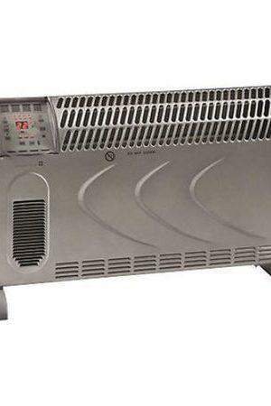 Aeroterma electrica de podea cu Telecomanda si Climatizare 2200W Tarrington House, Display LED, 3 trepte de putere, timer, Convector electric