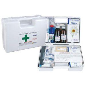 Trusa medicala de prim ajutor Detasabila, pentru dotare obligatorie, 320x230x90mm, avizata de Min Sanatatii